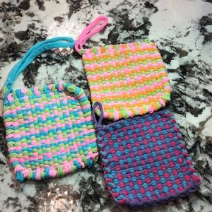 Accessories - Handmade stretchy band hot pads